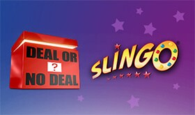 Deal or No Deal Slingo